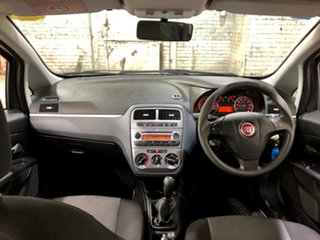2013 Fiat Punto MY13 POP Grey 5 Speed Manual Hatchback