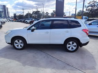 2015 Subaru Forester S4 MY15 2.0D-L CVT AWD White 7 Speed Constant Variable Wagon