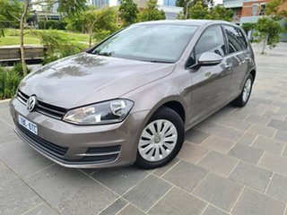 2014 Volkswagen Golf 7 90TSI Grey Manual Hatchback