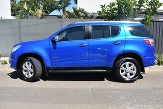 2012 Holden Colorado 7 RG MY13 LTZ Blue 6 Speed Sports Automatic Wagon.