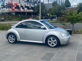 2000 Volkswagen Beetle 9C (No Badge) Silver Automatic Hatchback