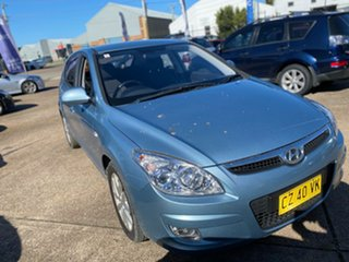 2010 Hyundai i30 FD MY10 SLX 5 Speed Manual Hatchback.