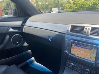 2011 Holden Caprice WM Series II V Black Sports Automatic Sedan