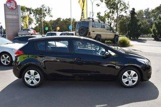 2017 Kia Cerato YD MY17 S Black 6 Speed Sports Automatic Hatchback.