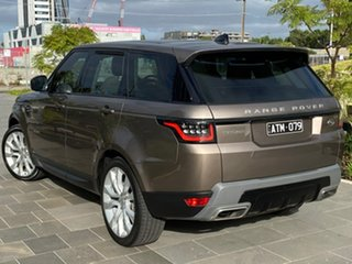 2018 Land Rover Range Rover Sport L494 SE Brown Sports Automatic SUV.