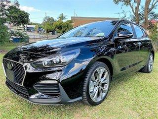 2020 Hyundai i30 PD.V4 MY21 N Line Phantom Black 6 Speed Manual Hatchback.