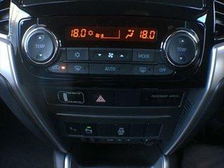 2020 Mitsubishi Triton MR MY21 GSR Double Cab Sunflare Orange 6 Speed Sports Automatic Utility