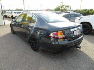 2012 Ford Falcon FG Upgrade G6 Grey 6 Speed Automatic Sedan