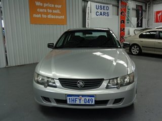 2003 Holden Commodore VY II SV8 Silver 4 Speed Automatic Sedan.