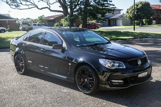2017 Holden Commodore VF II MY17 SS V Redline Grey 6 Speed Sports Automatic Sedan.