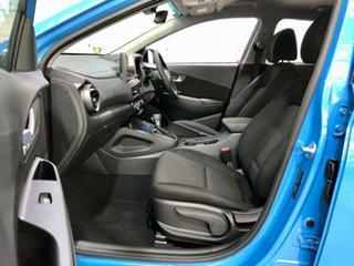 2020 Hyundai Kona Os.v4 MY21 2WD Blue 8 Speed Constant Variable Wagon
