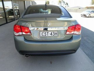 2014 Holden Cruze JH MY14 SRI Z-Series Grey 6 Speed Manual Sedan.
