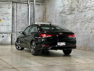 2020 Hyundai i30 CN7.V1 MY21 Active Black 6 Speed Sports Automatic Sedan