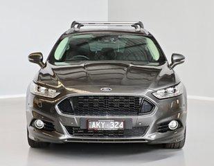 2016 Ford Mondeo MD Titanium Grey 6 Speed Sports Automatic Dual Clutch Wagon.