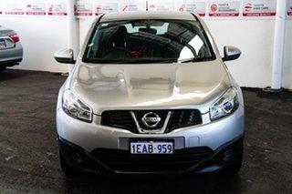 2011 Nissan Dualis J10 Series II ST (4x2) Black 6 Speed Manual Wagon.