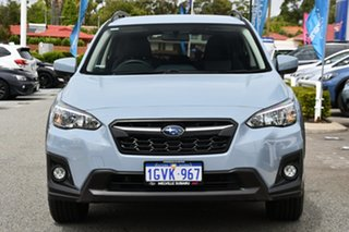 2019 Subaru XV G5X MY19 2.0i Lineartronic AWD Cool Grey Khaki 7 Speed Constant Variable Wagon