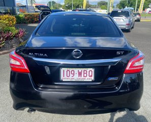2013 Nissan Altima L33 ST X-tronic Black 1 Speed Constant Variable Sedan