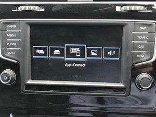 2016 Volkswagen Golf VII MY17 110TSI DSG Highline Silver 7 Speed Sports Automatic Dual Clutch