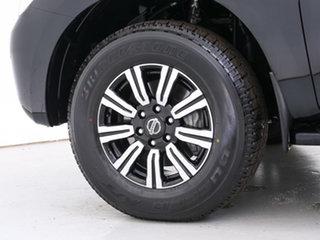 2019 Nissan Patrol Y62 Series 4 MY18 TI (4x4) Black 7 Speed Automatic Wagon