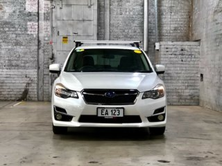 2015 Subaru Impreza G4 MY14 2.0i-L Lineartronic AWD White 6 Speed Constant Variable Hatchback.