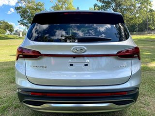 2020 Hyundai Santa Fe Tm.v3 MY21 Elite DCT Typhoon Silver 8 Speed Sports Automatic Dual Clutch Wagon