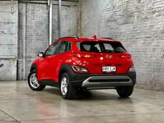 2020 Hyundai Kona Os.v4 MY21 2WD Red/Black 8 Speed Constant Variable Wagon