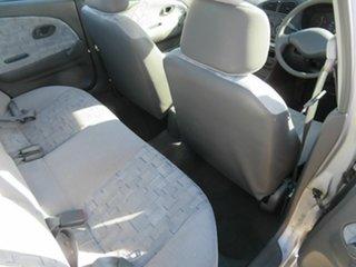 2000 Mitsubishi Lancer CE GLXi Silver 4 Speed Automatic Sedan