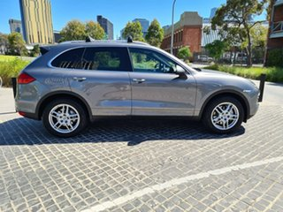 2011 Porsche Cayenne 92A S Grey Sports Automatic SUV.