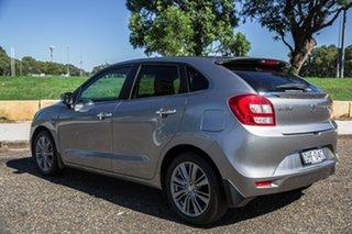 2016 Suzuki Baleno EW GL Silver 4 Speed Automatic Hatchback