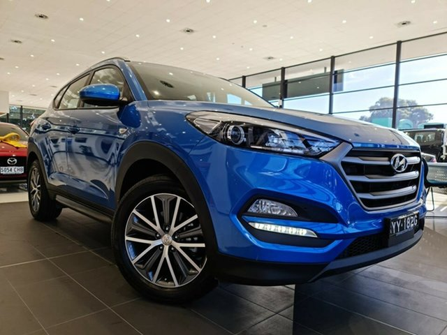 Used Hyundai Tucson TL Active X 2WD Edwardstown, TL Active X Wagon 5dr SA 6sp 2WD 506kg 2.0i