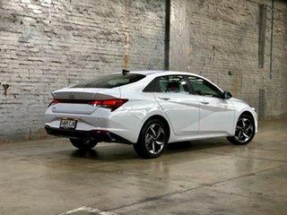 2020 Hyundai i30 CN7.V1 MY21 Active White 6 Speed Sports Automatic Sedan