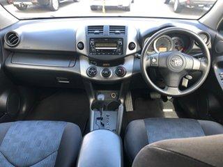 2011 Toyota RAV4 ACA38R MY11 CV 4x2 Black/Grey 4 Speed Automatic Wagon