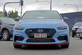 2019 Hyundai i30 PDe.3 MY20 N Performance Blue 6 Speed Manual Hatchback.