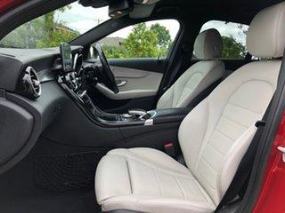2015 Mercedes-Benz C-Class W205 C250 BlueTEC Red Sports Automatic Sedan