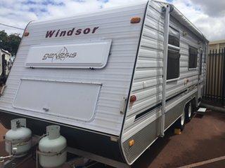 2007 Windsor Genesis Caravan.