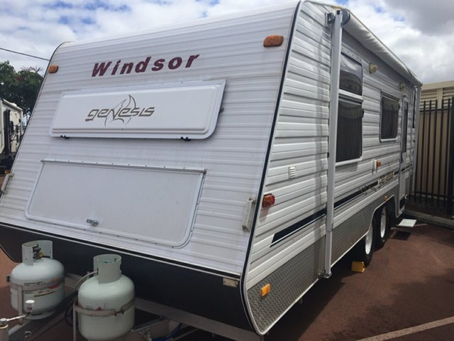 Used Windsor Genesis St James, 2007 Windsor Genesis Caravan