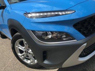 2021 Hyundai Kona OS.V4 ELITE 2.0P CVT Automatic Hatchback.