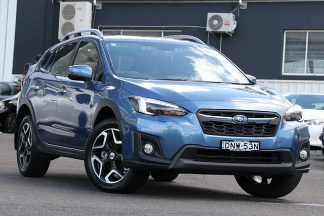 Used Subaru XV G4X MY17 2.0i-S Lineartronic AWD Brookvale, 2017 Subaru XV G4X MY17 2.0i-S Lineartronic AWD Blue 6 Speed Constant Variable Wagon