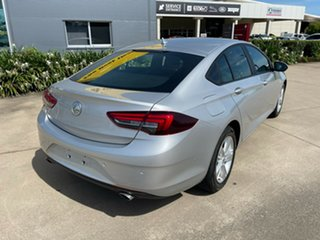 2018 Holden Commodore ZB MY18 LT Liftback Silver/010518 9 Speed Sports Automatic Liftback.