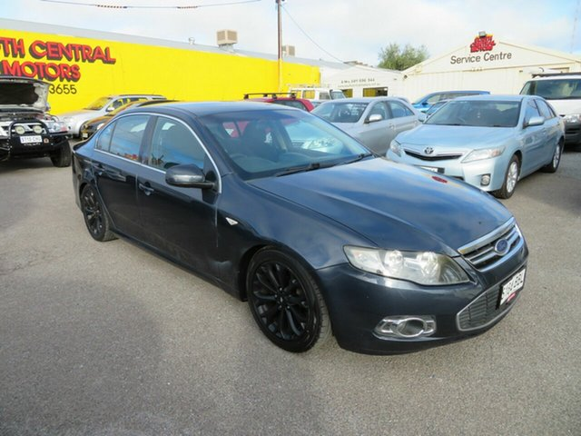 Used Ford Falcon FG Upgrade G6 Morphett Vale, 2012 Ford Falcon FG Upgrade G6 Grey 6 Speed Automatic Sedan