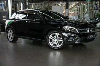 2016 Mercedes-Benz GLA-Class X156 807MY GLA220 d DCT Black 7 Speed Sports Automatic Dual Clutch.