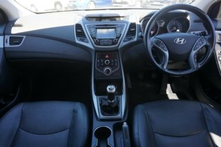 2015 Hyundai Elantra MD3 SE Silver 6 Speed Manual Sedan