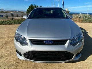 2014 Ford Falcon FG MkII XR6 Silver 6 Speed Sports Automatic Sedan
