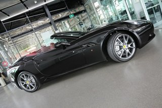 2011 Ferrari California F149 DCT Black 7 Speed Sports Automatic Dual Clutch Convertible