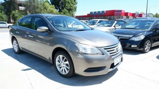 2014 Nissan Pulsar B17 ST Grey 1 Speed Constant Variable Sedan.