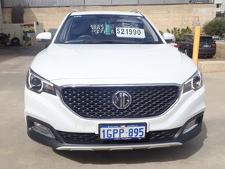 2018 MG ZS Essence Alpine White 6 Speed Automatic Wagon.
