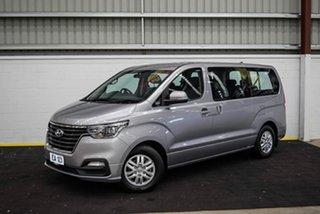 2018 Hyundai iMAX TQ4 MY19 Active Silver 5 Speed Automatic Wagon.