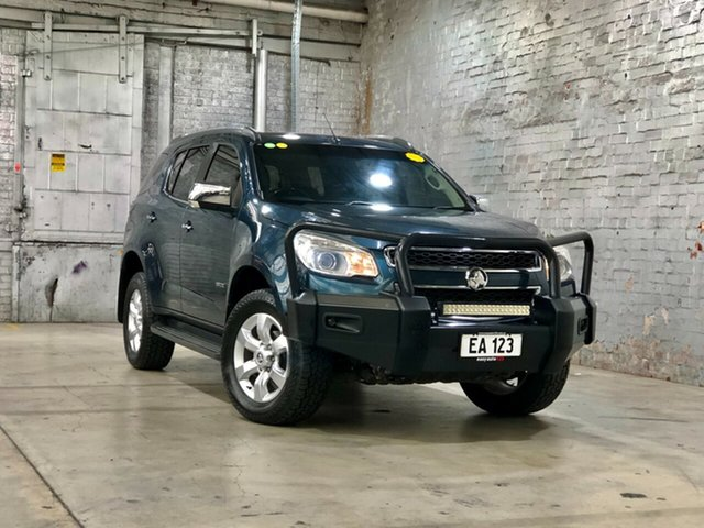 Used Holden Colorado 7 RG MY13 LTZ Mile End South, 2013 Holden Colorado 7 RG MY13 LTZ Blue 6 Speed Sports Automatic Wagon