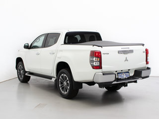 2019 Mitsubishi Triton MR MY20 GLS (4x4) White 6 Speed Manual Double Cab Pick Up