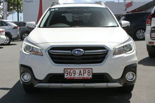 2018 Subaru Outback B6A MY18 2.5i CVT AWD Crystal White 7 Speed Constant Variable Wagon